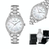 Bulova 96R228 Sutton Lady Diamonds Quartz Acciaio Donna