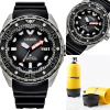 Citizen Promaster NB6004-08E Diver's Automatico Titanio Uomo